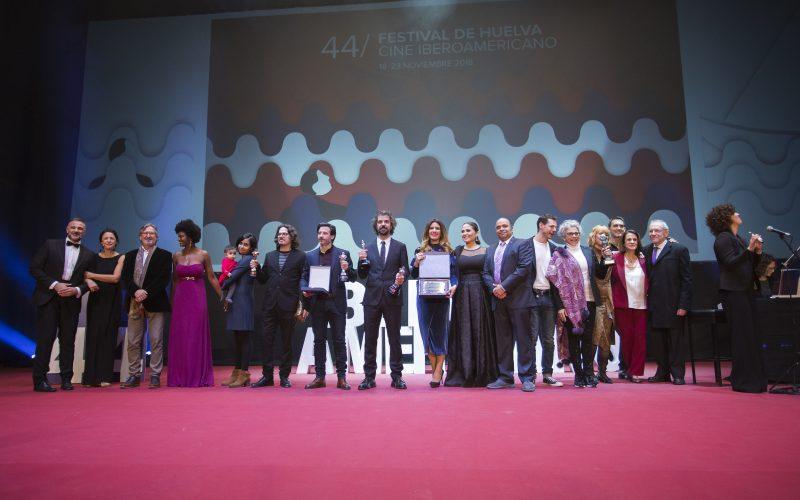 El Festival de Huelva clausura su 44 edición con Kiti Mánver, 'La noche de 12 años' y 'Miriam miente' como protagonistas