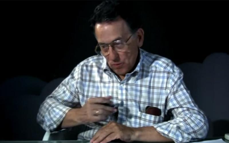Cruz Delgado, un Quijote de la animación española