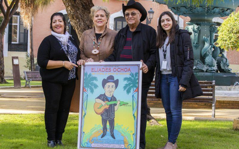 'Eliades Ochoa, de Cuba y para el mundo' cierra la Sección Oficial a Concurso