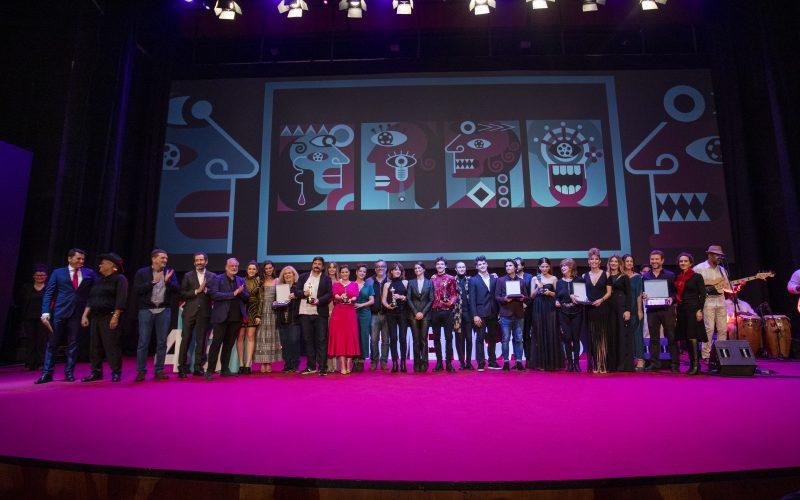 El Festival de Huelva clausura su 45 edición con Juana Acosta y 'Lo que siento por ti' como protagonistas