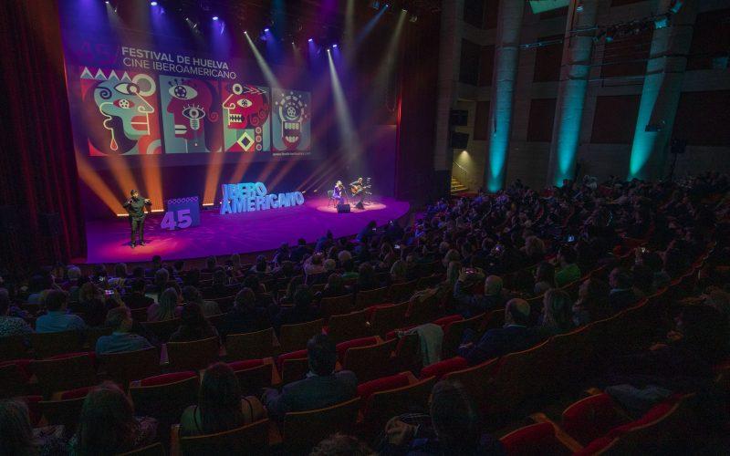 Comienza la 45 edición del Festival de Huelva de Cine Iberoamericano