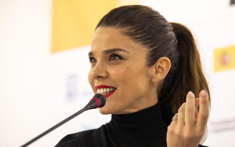 """Juana Acosta: """"Respeto mucho al Festival de Huelva por darle voz al cine increíble que se está haciendo Iberoamérica"""""""
