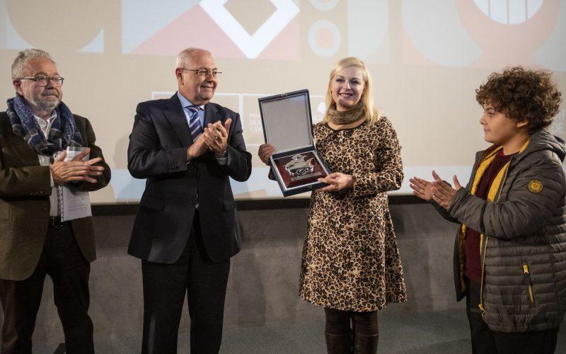 'Asteroide B612' se alza con el Premio del Público en la Sección Cortometrajes Onubenses