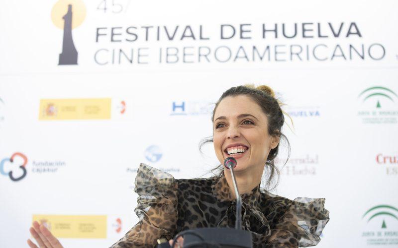 """Leticia Dolera: """"Es un honor recibir un premio con el nombre de Luz"""""""