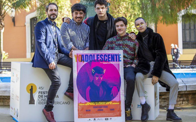 La argentina 'Yo, adolescente' opta por el Colón de Oro con un retrato de la juventud