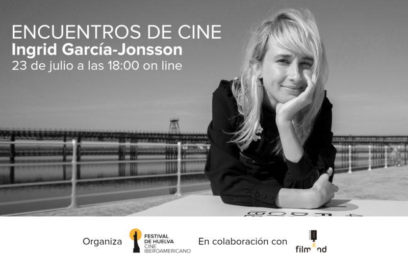 """Ingrid García-Jonsson: """"Las plataformas ofrecen un tipo de cine diferente"""""""