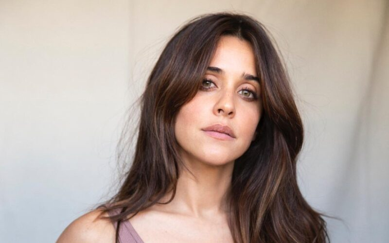 La actriz Macarena García recibirá el Premio Luz del Festival