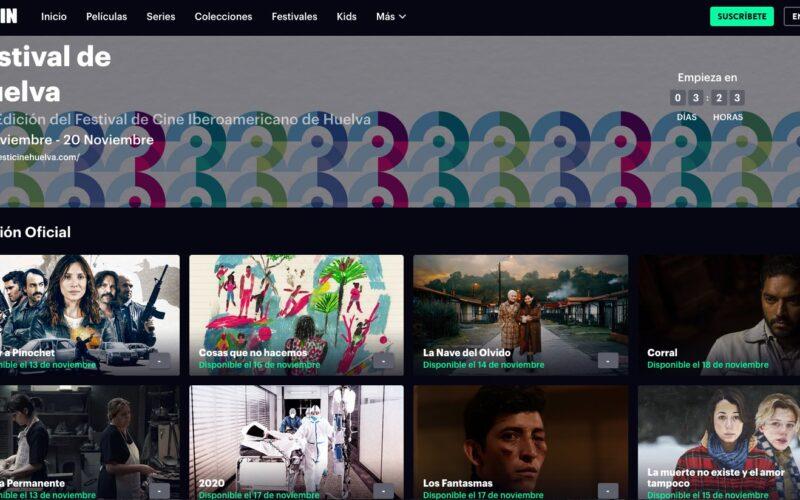 El Festival renueva su acuerdo con Filmin para la 47 edición